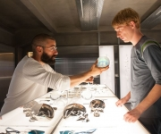 Ex Machina  -  sci-fi thriller