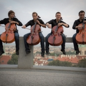 FLYING CELLISTS